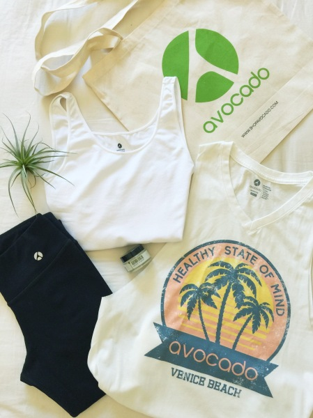 avocado athleisure activewear, chantal boyajian, venice ca