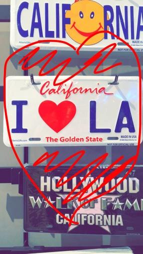 i heart LA chantal boyajian snapchat