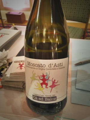 slow wine ca'ed balos moscato wine d'asti chantal boyajian