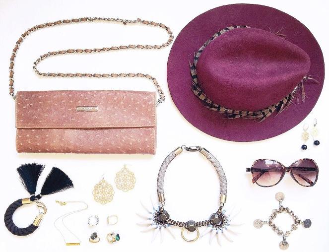 chantal boyajian midori verity accessorize blog fashion style