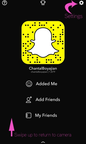 beginners guide for snapchat how to2