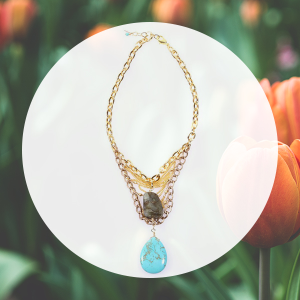 mothers day gift guide minu jewels turquoise necklace boyajian jewelry