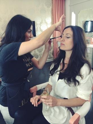blushington weho blogger babes makeup tutorial