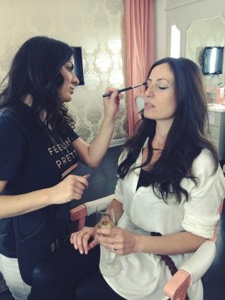blushington weho makeup tutorial blogger babes