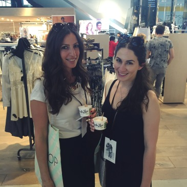 stylecon x topshop the grove hello summer blogger chantal boyajian the grove la