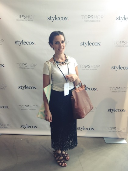 stylecon x topshop the grove hello summer chantal boyajian