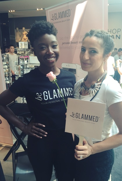 stylecon x topshop the grove hello summer hair stylist be glammed chantal boyajian